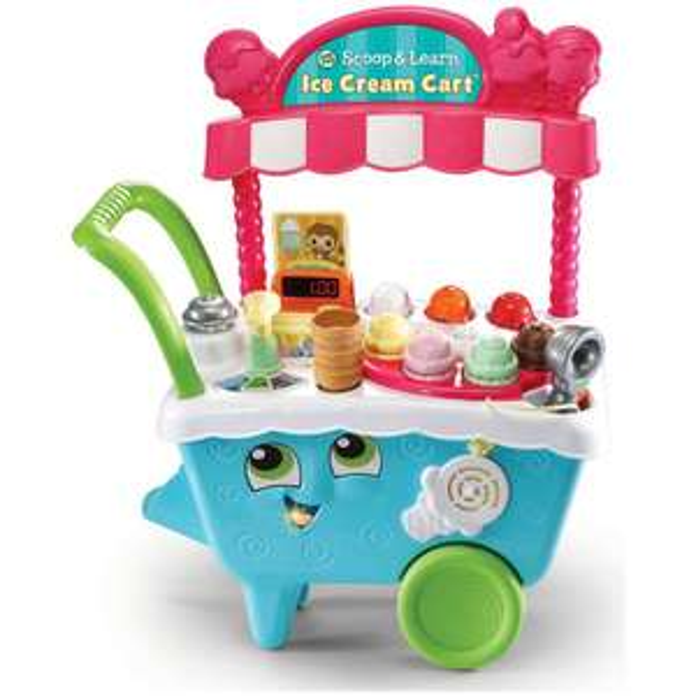 LeapFrog Scoop and Learn Ice Cream Cart £28 using code @ Argos