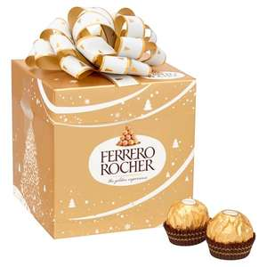 Ferrero Rocher Present 18 pack 2 for £7 (36 pieces total) @ Tesco