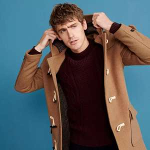 Men's coats, hats, gloves & scarves 30% off / extra 10% off £50 code KM42 @ Debenhams
