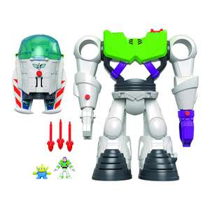 Imaginext Toy Story 4 Buzz Lightyear playset £36 @ Amazon