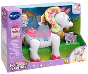 Vtech Toot-Toot Kingdom Big Unicorn £20.80 using code @ Argos