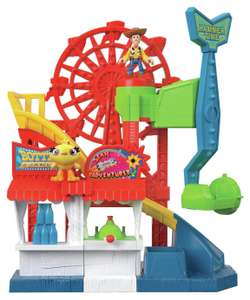 Imaginext Toy Story 4 carnival playset £20 @ Argos