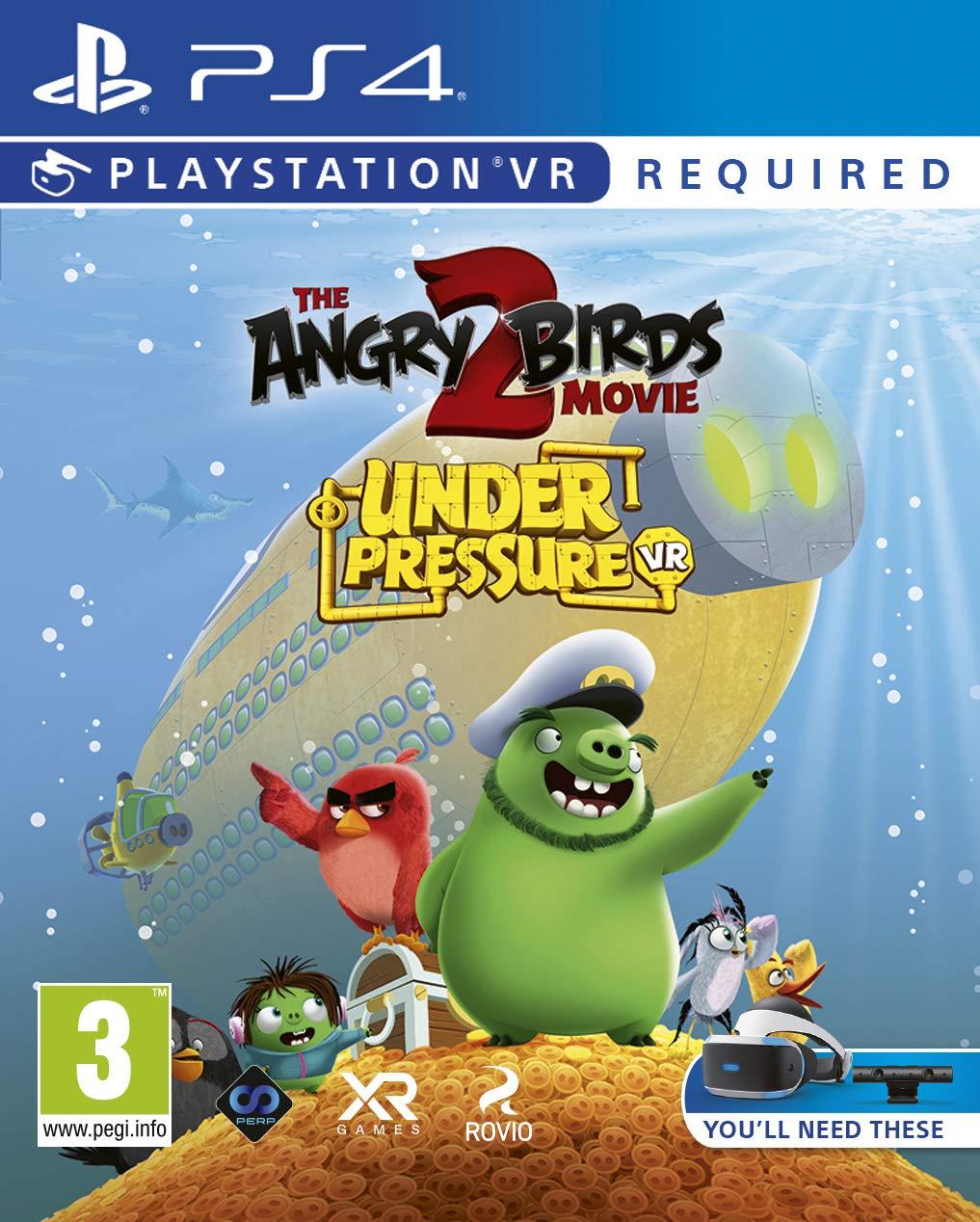 The Angry Birds Movie 2 VR: Under Pressure (PSVR / PS4) £14.99 (Prime) / £17.98 (Non-Prime) Delivered @ Amazon