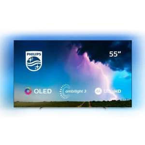 """Philips Ambilight 55OLED754/12 55"""" inch OLED Smart 4K UHD Picture Perfect, Dolby Atmos, HDR10+, Saphi TV, Alexa (2019/2020) - £1099 @ Amazon"""