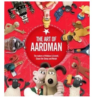 The Art of Aardman Hardcover £4.99 Delivered @ Books2Door