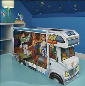 Disney Pixar Toy Story 4 RV Friends 6 Pack Figures £36 using code @ Argos