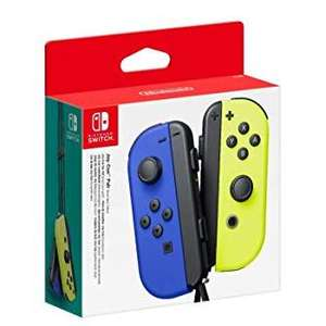 Nintendo Switch Joy-Cons - Funky Colours - £59.85 / £59.95 - Delivered from Base
