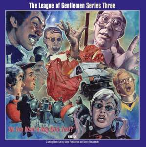 League of Gentlemen 'Do You Want A Bag With That' Series 3 Vinyl (3 LP Boxset) £22.99 at Amazon