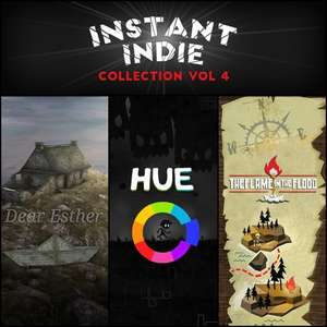 [PS4] Instant Indie Collection: Vol. 4 (Inc Dear Esther/ Hue/ The Flame in the Flood: Complete Edition) + Other Collections £3.99 Each @ PSN