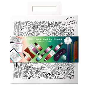 Fearne Cotton Find Your Happy Place Gift Set + Free Fearne Cotton Happy Book (was £45) Now £22.50 + Free Click & Collect @ Boots