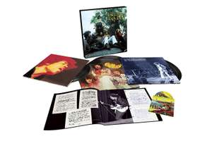 Electric Ladyland - 50Th Anniversary Deluxe Edition [VINYL] 6 x LP 1 x Blu Ray £67.37 Amazon