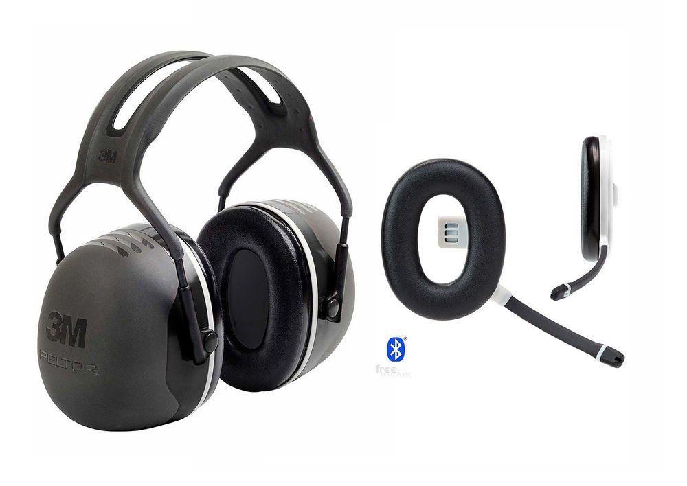 3M PELTOR X5A Ear Defenders and 3M PELTOR Wireless Communication X Series Earmuff Accessory MT67H05WS6-EU bundle £36 at Amazon