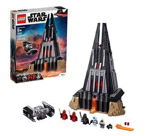 LEGO 75251 Star Wars Darth Vader's Castle Set, just £64.99 Amazon Treasure Truck only