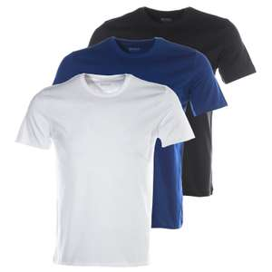 BOSS Hugo Men's T-shirt (Pack of 3) £20 at Amazon