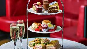 Afternoon Tea for Two with Fizz at Café Rouge £15 using code @ Red Letter Days