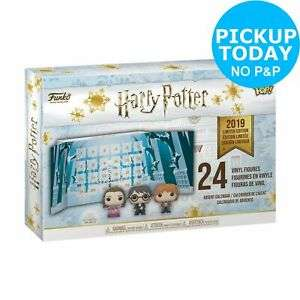 Harry Potter FUNKO POP Advent Calendar £28 at Argos/eBay - Free click and collect