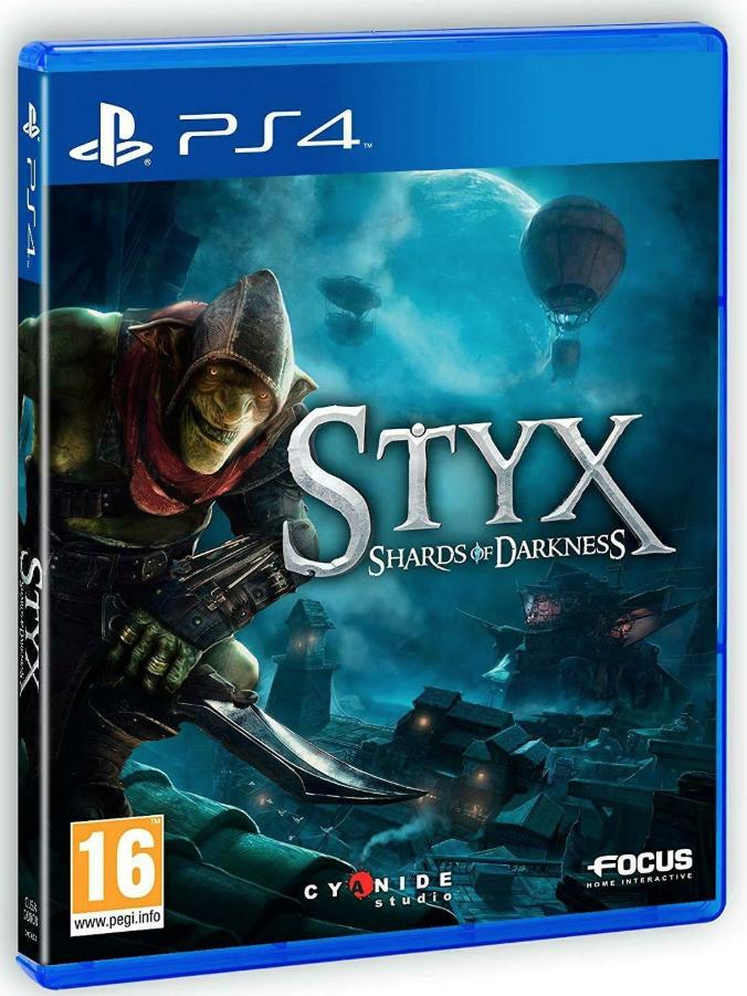 Styx Shards of Darkness (PS4) - £4.99 Brand New Delivered @ DVDBayUK on ebay