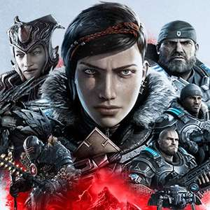 £15 cashback bonus when you order Gears 5 from GAME (Cashback Deal) at quidco for New Members