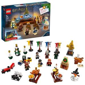 LEGO 75964 Harry Potter Advent Calendar 2019 with 7 Minifigures £19.50 (Prime) / £23.99 (non Prime) at Amazon
