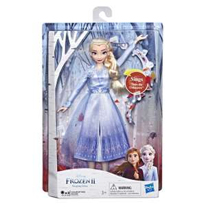 Disney Frozen 2 Singing Elsa/Anna Fashion Doll with Music £16 @ Argos