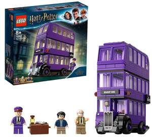 LEGO Harry Potter Knight Bus Toy - 75957 - £24 with code + Free Click & Collect @ Argos