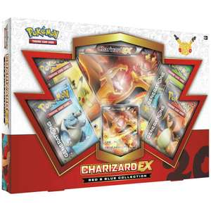 Pokemon Collection EX and GX Box Card Assortment £10.72 at Argos