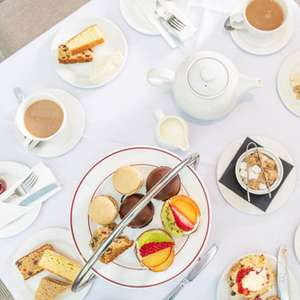 Afternoon tea at the Winchester hotel for 2 now £4 Red Letter Days