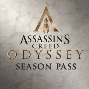 [PS4] Assassin's Creed Odyssey Season Pass (Includes Assassin's Creed III and AC Liberation Remastered) - £15.99 - PlayStation Store