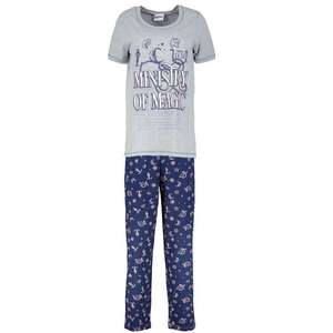 Harry Potter 'Ministry Of Magic' Women's Pyjamas (was £16) Now £8.00 Click & Collect @ Argos