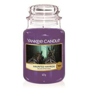 Yankee Candle and WoodWick Candle 12.5% student discount including free delivery with £30 spend at Yankee Candle with Student Beans.