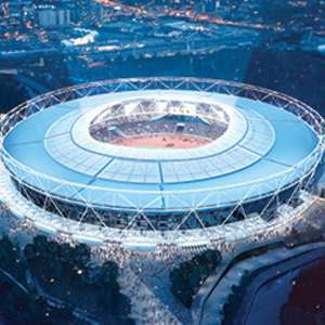 Family tour of the London stadium for 2 adults and 2 kids £9 @ Red letter days