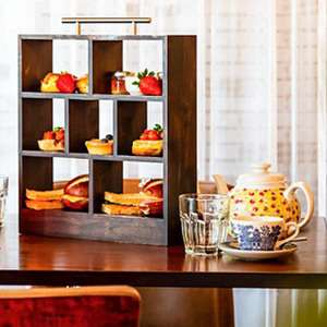 Afternoon Tea for Two at Marco Pierre White's New York Italian in Lambeth, London for £10 @ Red letter days