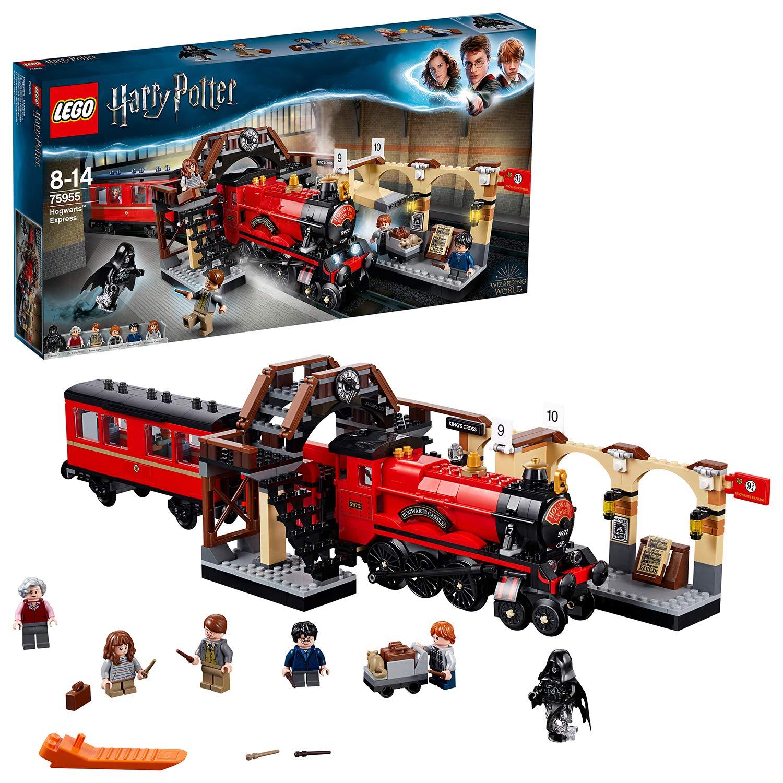 LEGO 75955 Harry Potter Hogwarts Express Train Toy £48 at Amazon