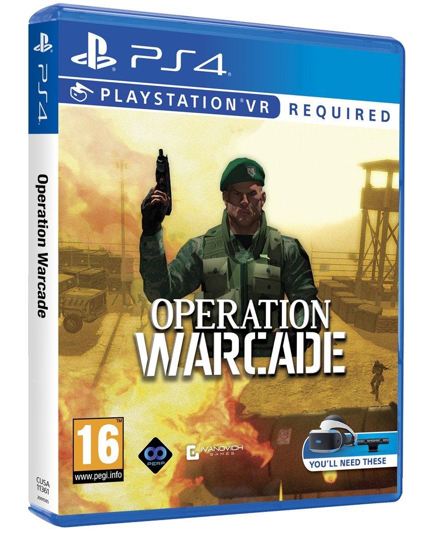 Operation Warcade (PSVR/PS4) for £8 delivered @ AO