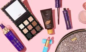 Create your own bundle 7 full sized items £56 @ Tarte cosmetics - Free delivery