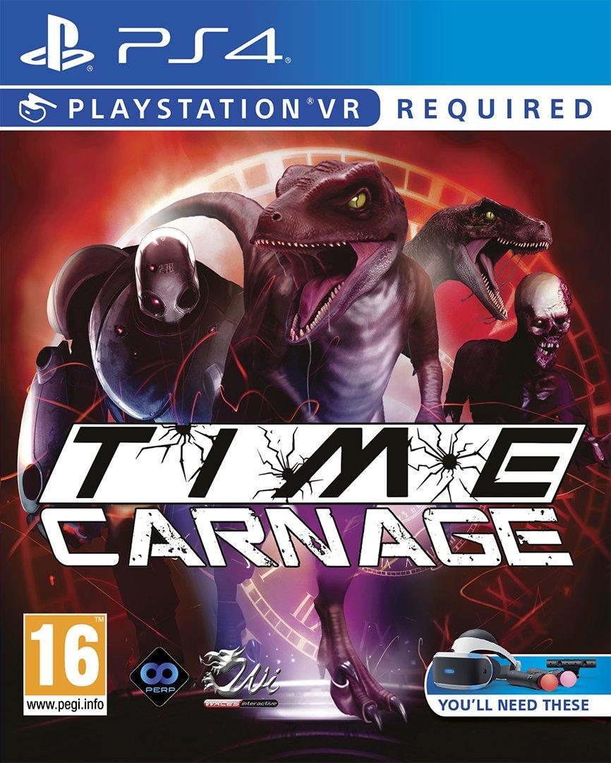 Time Carnage (PSVR/PS4) for £8 delivered @ AO