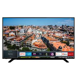 """Toshiba 58U2963DB 58"""" Smart 4K Ultra HD TV with HDR10 and Dolby Vision £349 Delivered @ AO"""