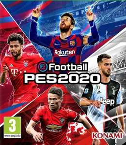 eFootball PES 2020 PC (Steam) £21.86 @ Instant-gaming