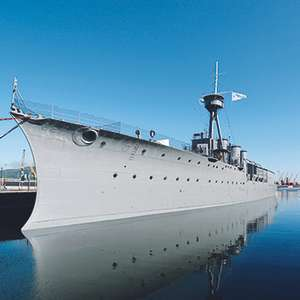 HMS Caroline in Belfast (County Antrim) Entry for Two Adults - £4 with code @ Red Letter Days