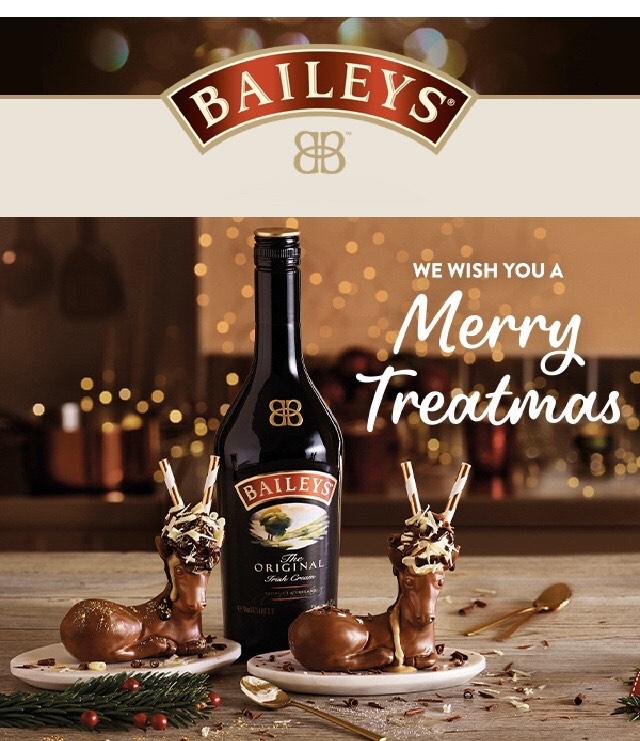 1L bottle of Baileys Original Irish Cream and get a free Baileys Chocolate Reindeer £12 @ Asda