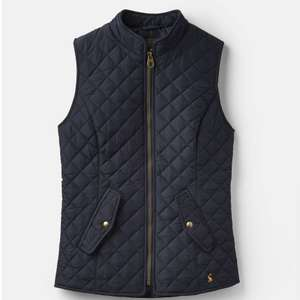Joules 207521 Quilted Gilet Jacket in Marine Navy £19.95 with free delivery @ eBay / Joules