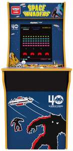 Arcade1Up Space Invaders Arcade - £240 @ Amazon
