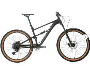 Calibre Bossnut (Shadownut better colour scheme) Full-Sus MTB £999 delivered @ Go outdoors