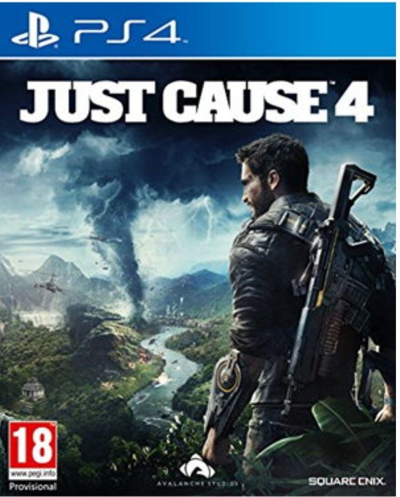 Just Cause 4 (PS4) £14.85 at Base.com