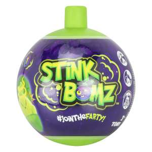 Tomy stink bomz series 1 £1.49 Instore at home bargains