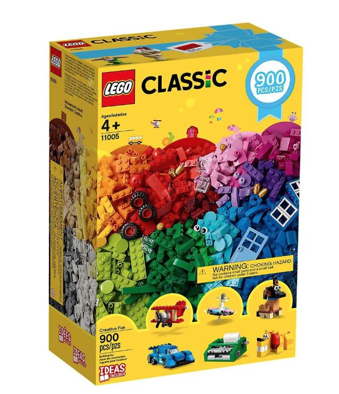 Lego 11005 900 pieces £9 @ Asda Llandudno Junction
