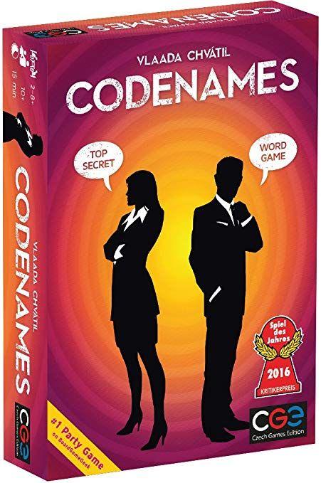 Codenames board/card game - £11.40 / £9.12 if spending £20 @ Argos