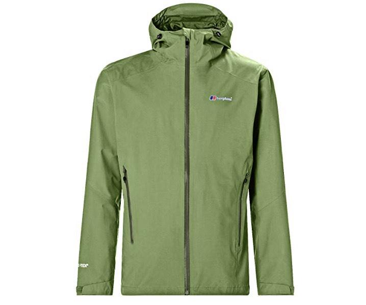 Berghaus Waterproof Ridgemaster Men's Outdoor Hooded Jacket (Large) £117.33 @ Amazon