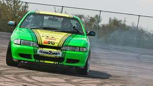 Three lap drifting passenger ride (Birmingham, Witney or Aldershot) at Red Letter Days originally £35 now just £5 with code