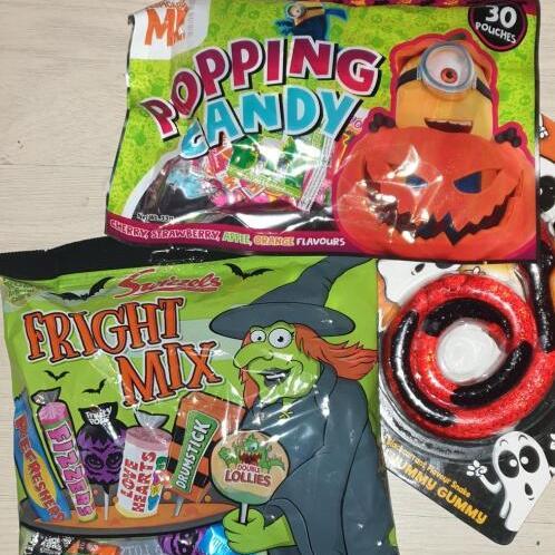 Halloween sweets 25p @ poundland erdington